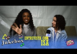 JUKEBOX - ENTREVISTA COM IZA